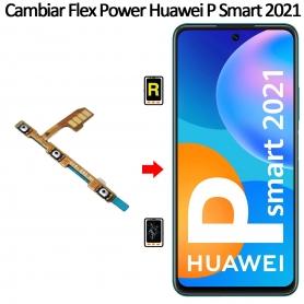 Cambiar Botón De Encendido Huawei P Smart 2021