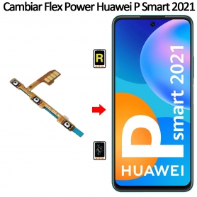 Cambiar Botón De Volumen Huawei P Smart 2021