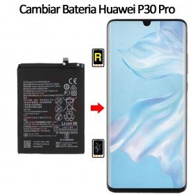 Cambiar Batería Huawei P30 Pro