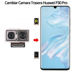 Cambiar Cámara Trasera Huawei P30 Pro
