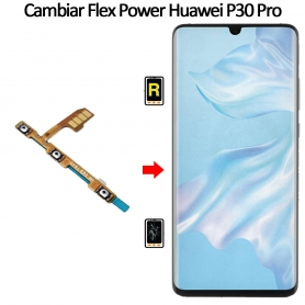 Cambiar Botón De Encendido Huawei P30 Pro