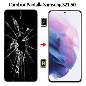 Cambiar Pantalla Samsung Galaxy S21 5G