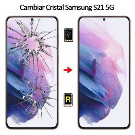 Cambiar Cristal De Pantalla Samsung Galaxy S21 5G
