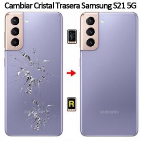 Cambiar Tapa Trasera Samsung Galaxy S21 5G