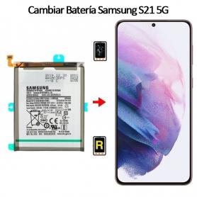 Cambiar Batería Samsung Galaxy S21 5G