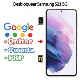 Eliminar Contraseña y Cuenta FRP Samsung Galaxy S21 5G