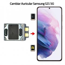 Cambiar Auricular De Llamada Samsung Galaxy S21 5G