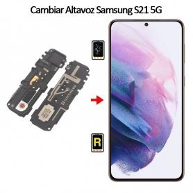 Cambiar Altavoz De Música Samsung Galaxy S21 5G