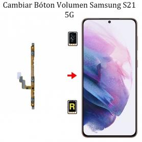 Cambiar Botón De Volumen Samsung Galaxy S21 5G