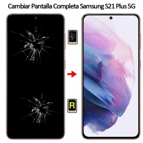 Cambiar Pantalla Samsung Galaxy S21 Plus 5G