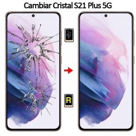Cambiar Cristal De Pantalla Samsung Galaxy S21 Plus 5G
