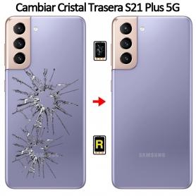 Cambiar Tapa Trasera Samsung Galaxy S21 Plus 5G
