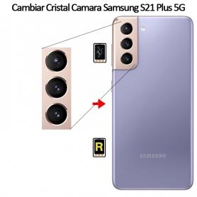 Cambiar Cristal Cámara Trasera Samsung Galaxy S21 Plus 5G