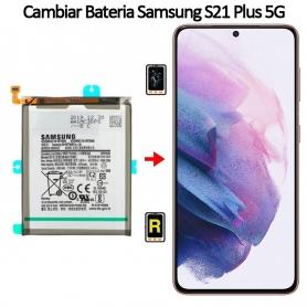 Cambiar Batería Samsung Galaxy S21 Plus 5G