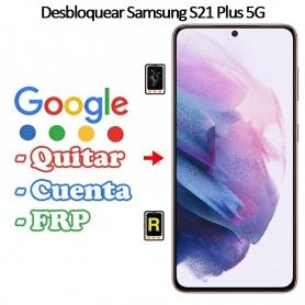 Eliminar Contraseña y Cuenta FRP Samsung Galaxy S21 Plus 5G