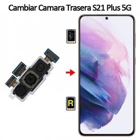 Cambiar Cámara Trasera Samsung Galaxy S21 Plus 5G