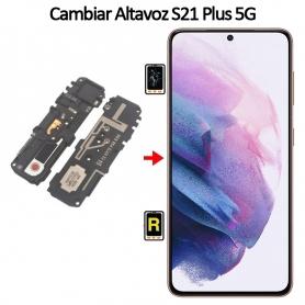 Cambiar Altavoz De Música Samsung Galaxy S21 Plus 5G