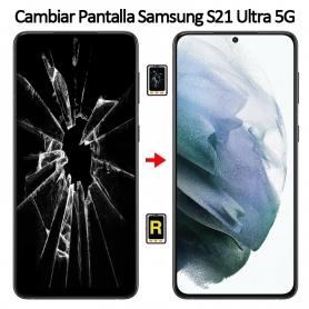 Cambiar Pantalla Samsung Galaxy S21 Ultra 5G