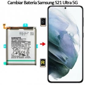 Cambiar Batería Samsung Galaxy S21 Ultra 5G