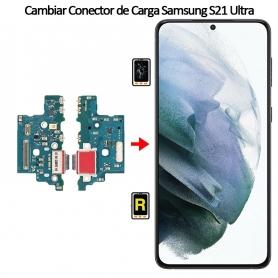 Cambiar Conector De Carga Samsung Galaxy S21 Ultra 5G