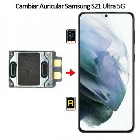 Cambiar Auricular De Llamada Samsung Galaxy S21 Ultra 5G