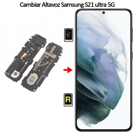 Cambiar Altavoz De Música Samsung Galaxy S21 Ultra 5G