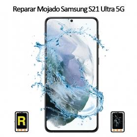 Reparar Mojado Samsung Galaxy S21 Ultra 5G