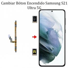 Cambiar Botón De Encendido Samsung Galaxy S21 Ultra 5G