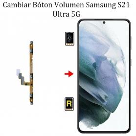 Cambiar Botón De Volumen Samsung Galaxy S21 Ultra 5G