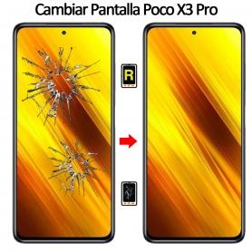 Cambiar Pantalla Xiaomi Poco X3 Pro