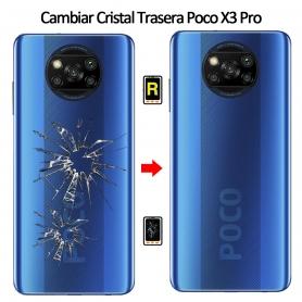 Cambiar Tapa Trasera Xiaomi Poco X3 Pro