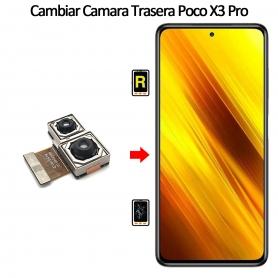 Cambiar Cámara Trasera Xiaomi Poco X3 Pro