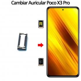 Cambiar Auricular De Llamada Xiaomi Poco X3 Pro