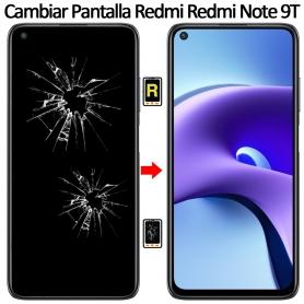 Cambiar Cristal De Pantalla Xiaomi Xiaomi Redmi Note 9T