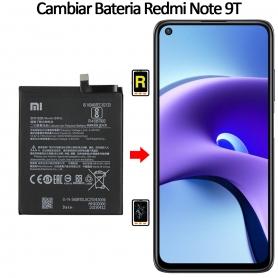 Cambiar Batería Xiaomi Xiaomi Redmi Note 9T