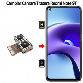 Cambiar Cámara Trasera Xiaomi Xiaomi Redmi Note 9T