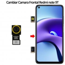 Cambiar Cámara Frontal Xiaomi Xiaomi Redmi Note 9T