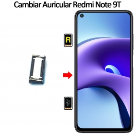 Cambiar Auricular De Llamada Xiaomi Xiaomi Redmi Note 9T