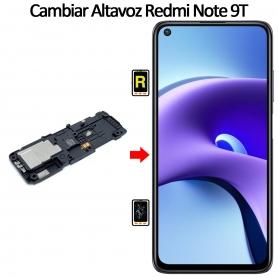 Cambiar Altavoz De Música Xiaomi Xiaomi Redmi Note 9T