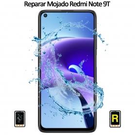 Reparar Mojado Xiaomi Xiaomi Redmi Note 9T