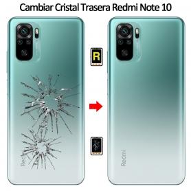 Cambiar Tapa Trasera Xiaomi Xiaomi Redmi Note 10