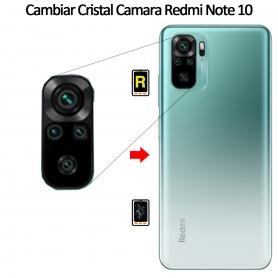 Cambiar Cristal Cámara Trasera Xiaomi Xiaomi Redmi Note 10