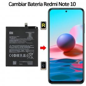 Cambiar Batería Xiaomi Xiaomi Redmi Note 10