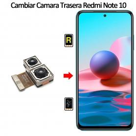 Cambiar Cámara Trasera Xiaomi Xiaomi Redmi Note 10