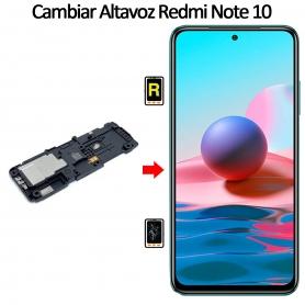 Cambiar Altavoz De Música Xiaomi Xiaomi Redmi Note 10