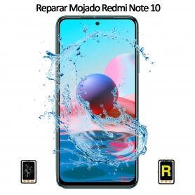 Reparar Mojado Xiaomi Xiaomi Redmi Note 10