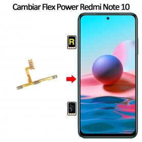 Cambiar Botón De Encendido Xiaomi Xiaomi Redmi Note 10
