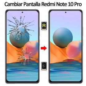 Cambiar Cristal De Pantalla Xiaomi Xiaomi Redmi Note 10 Pro