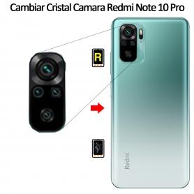 Cambiar Cristal Cámara Trasera Xiaomi Xiaomi Redmi Note 10 Pro