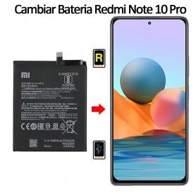 Cambiar Batería Xiaomi Xiaomi Redmi Note 10 Pro